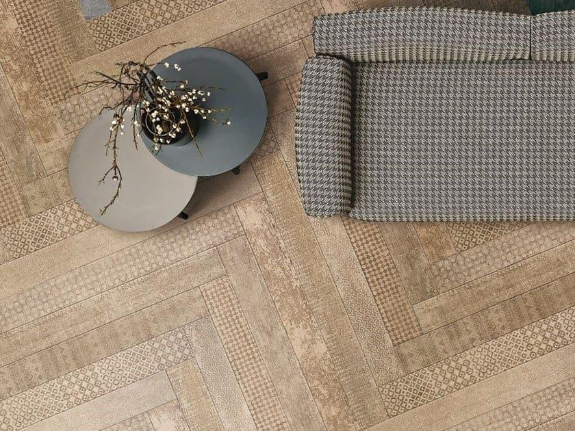 Oak wall/floor tiles 11 / 01 by Listone Giordano