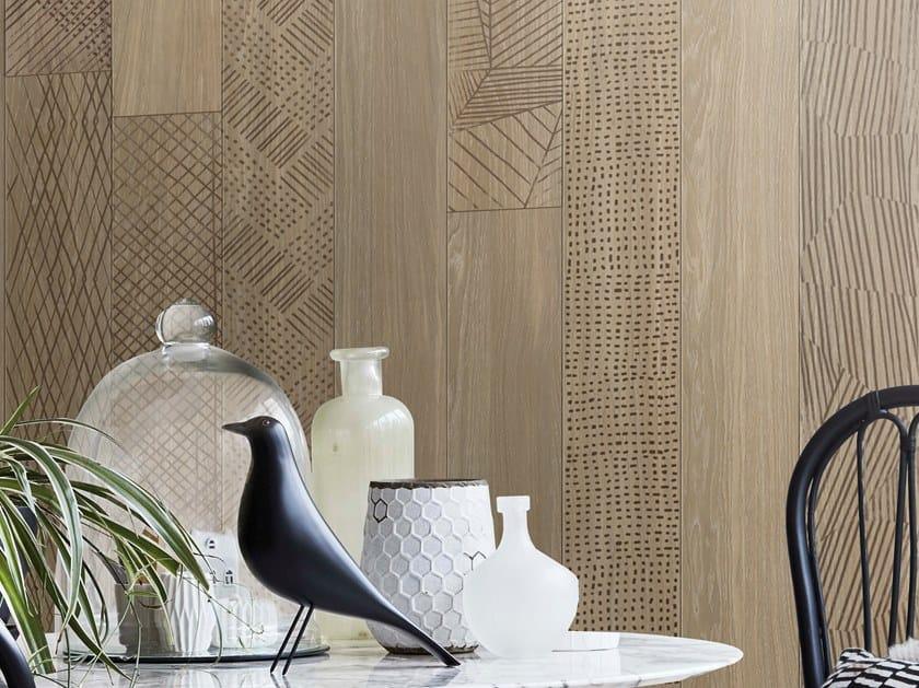 Oak wall/floor tiles 11 / 03 by Listone Giordano