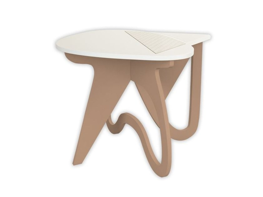 Low MDF coffee table SI-373 | Coffee table by LAS