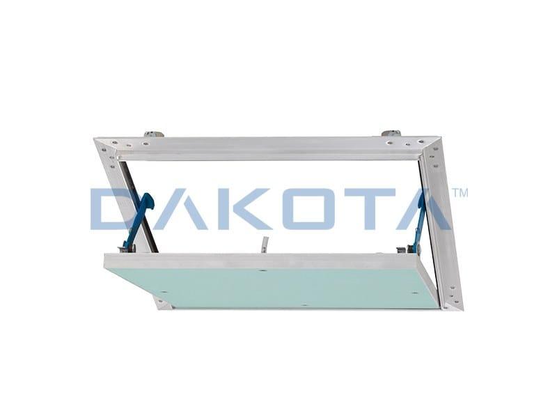 Plasterboard inspection chamber ALULIGHT HYDRO by Dakota