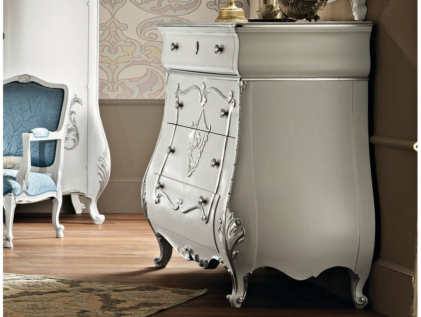 Solid wood chest of drawers 11210 | Chest of drawers by Modenese Gastone