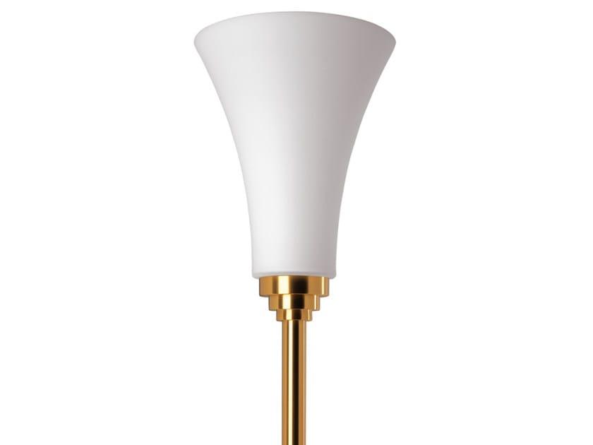 Direct light floor lamp with dimmer 113 | Floor lamp by Jean Perzel