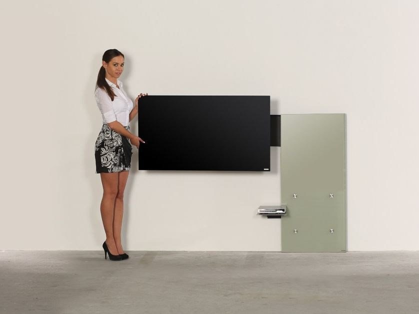 117 meuble tv orientable by wissmann raumobjekte. Black Bedroom Furniture Sets. Home Design Ideas