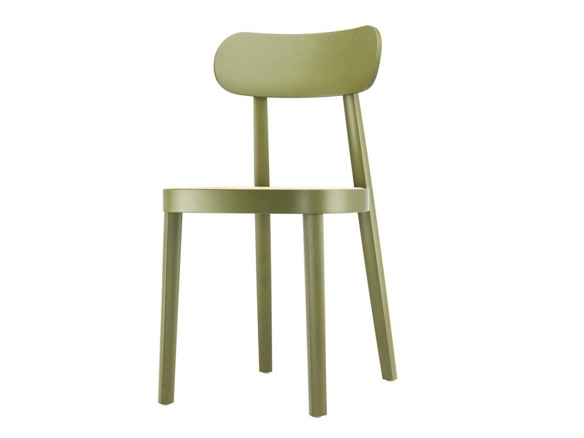 Wooden chair 118 M by Thonet