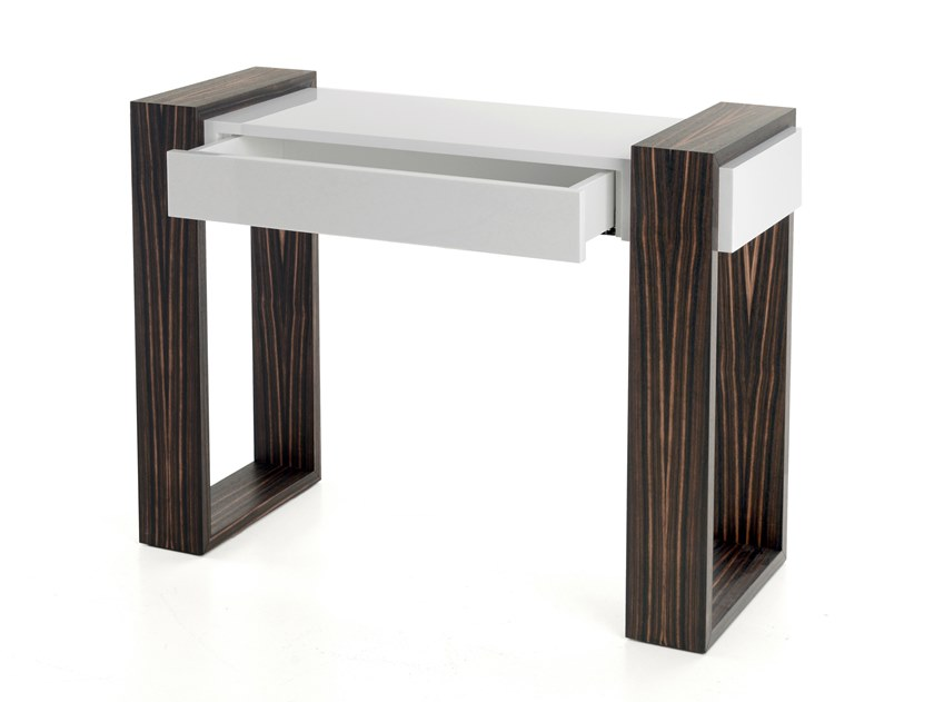 Rectangular Parapan® console table with drawers 120 NEVE IN AFRICA by Disegnopiù