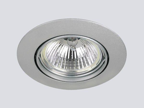 Recessed Zamak spotlight 121 by ONOK Lighting