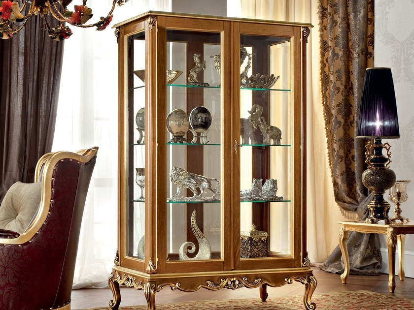 Solid wood display cabinet 12127 | Display cabinet by Modenese Gastone