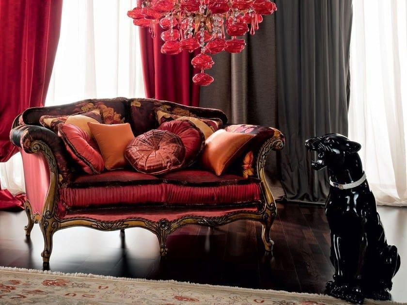 2 seater fabric sofa 12412   Sofa by Modenese Gastone