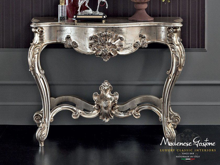 Solid wood console table 12605 | Console table by Modenese Gastone