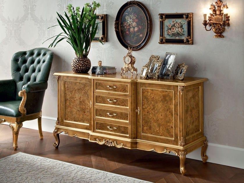 Solid wood sideboard 12667 | Sideboard by Modenese Gastone