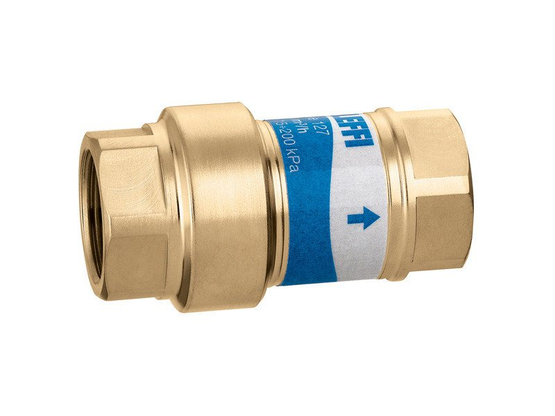 Accessory for distribution network and channel 127 AUTOFLOW® by CALEFFI