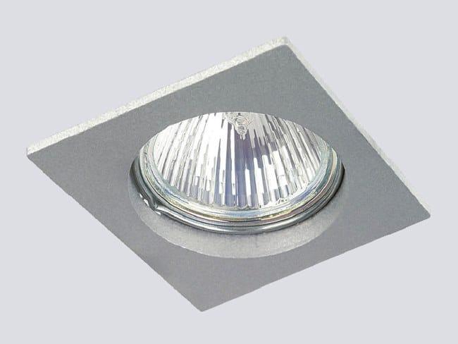 Recessed Zamak spotlight 127 by ONOK Lighting