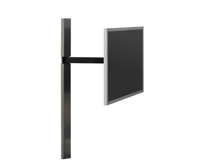 Wissmann Raumobjekte Porta Tv Girevole.Solution Art128 监视器支持by Wissmann Raumobjekte