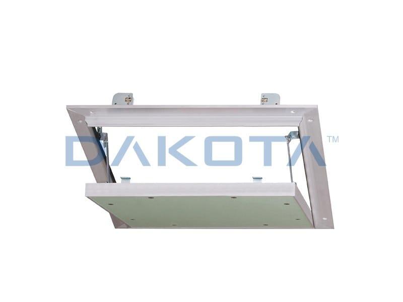 Plasterboard inspection chamber ALUMATIC HYDRO by Dakota