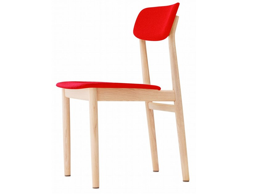 Upholstered chair 130 PV by THONET