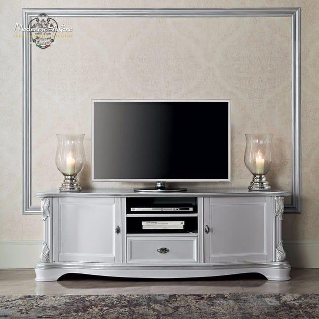 Tv Legno Stile Classico Modenese In Gastone 13111Mobile derCoxB