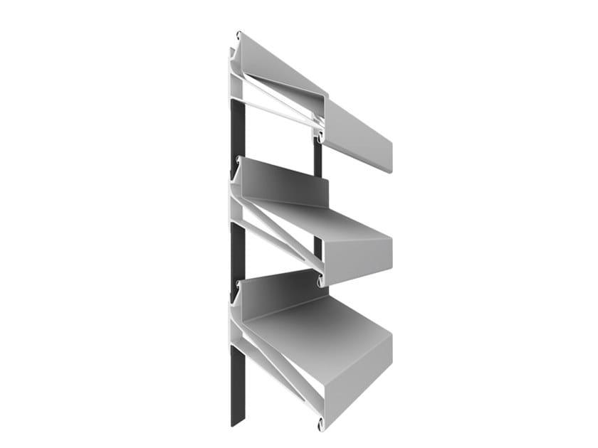 Aluminium Panel for facade 132S by HunterDouglas Architectural