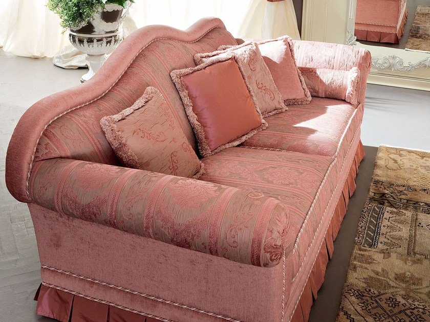 2 seater fabric sofa 13407   Sofa by Modenese Gastone