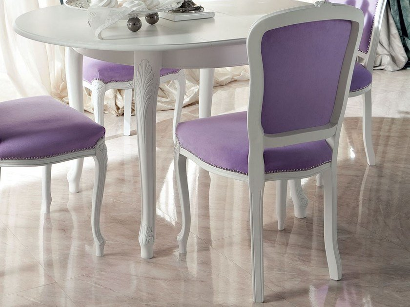 Upholstered chair 13512 | Chair by Modenese Gastone