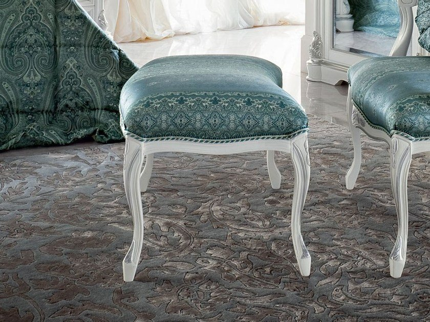 Upholstered pouf 13525 | Pouf by Modenese Gastone