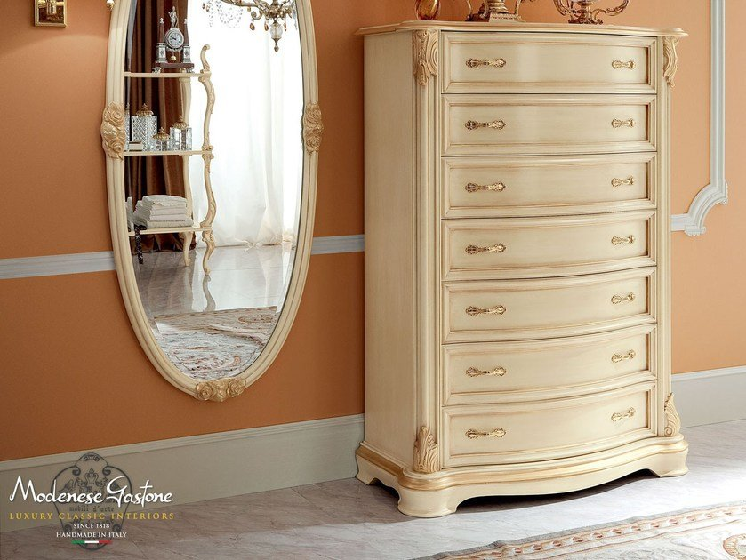 Wooden chest of drawers 13610 | Chest of drawers by Modenese Gastone