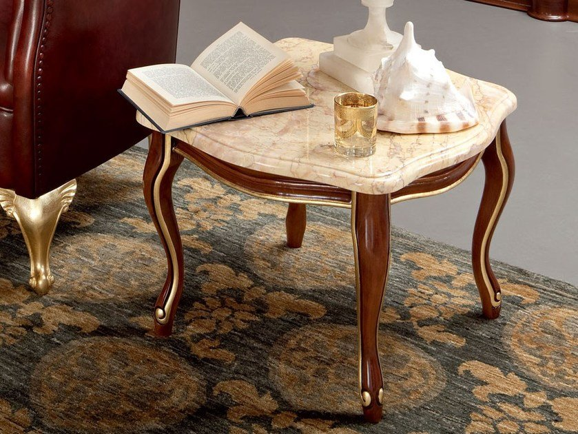 Low square coffee table 13666 | Coffee table by Modenese Gastone