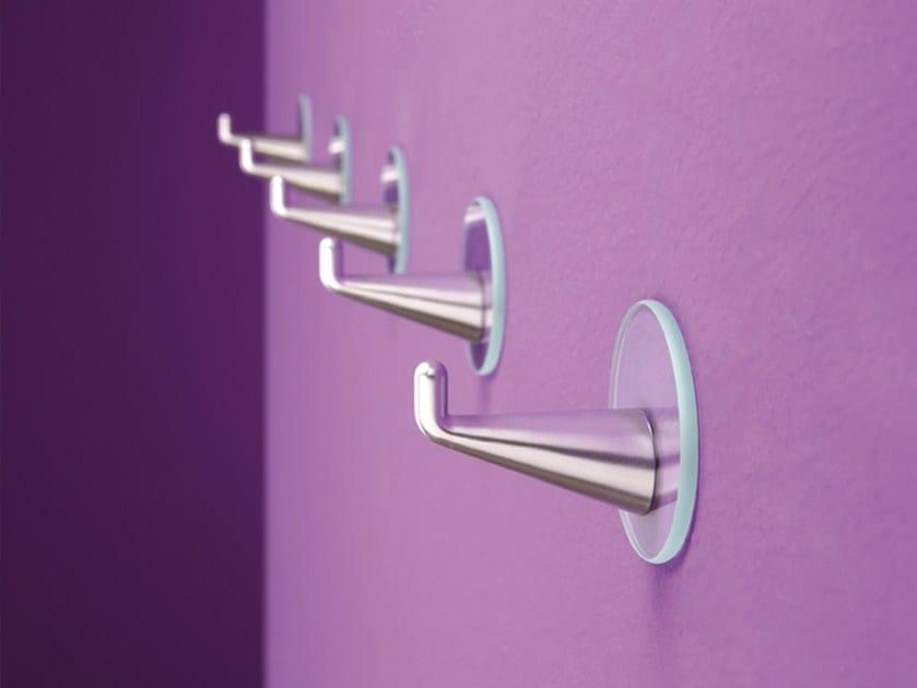 Aluminium wall hook UP by rosconi
