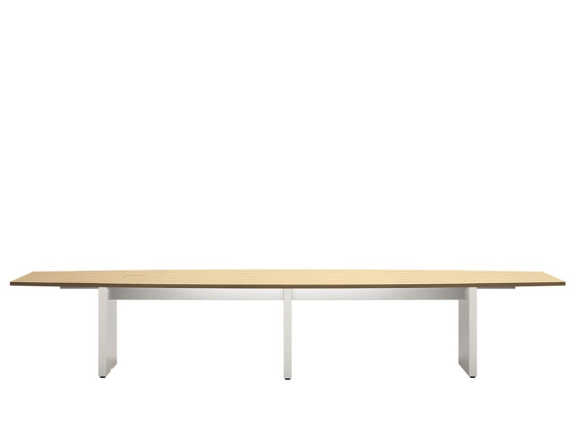 Meeting table 1400 by THONET