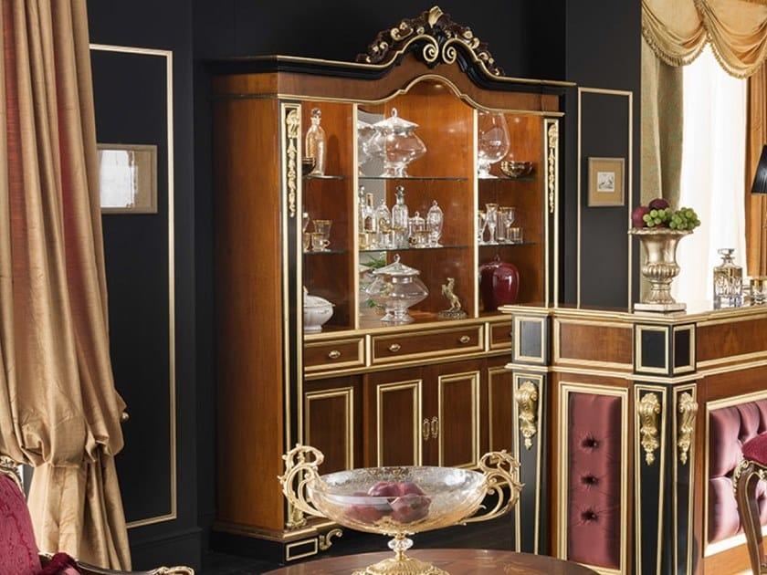 Wooden bar cabinet 14106   Bar cabinet by Modenese Gastone