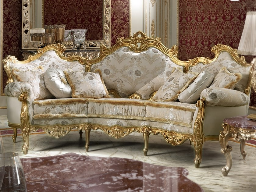 3 seater fabric sofa 14404 | 3 seater sofa by Modenese Gastone