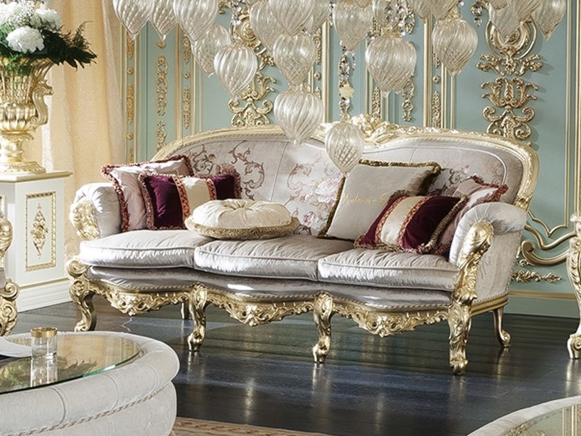 3 seater fabric sofa 14408 | 3 seater sofa by Modenese Gastone
