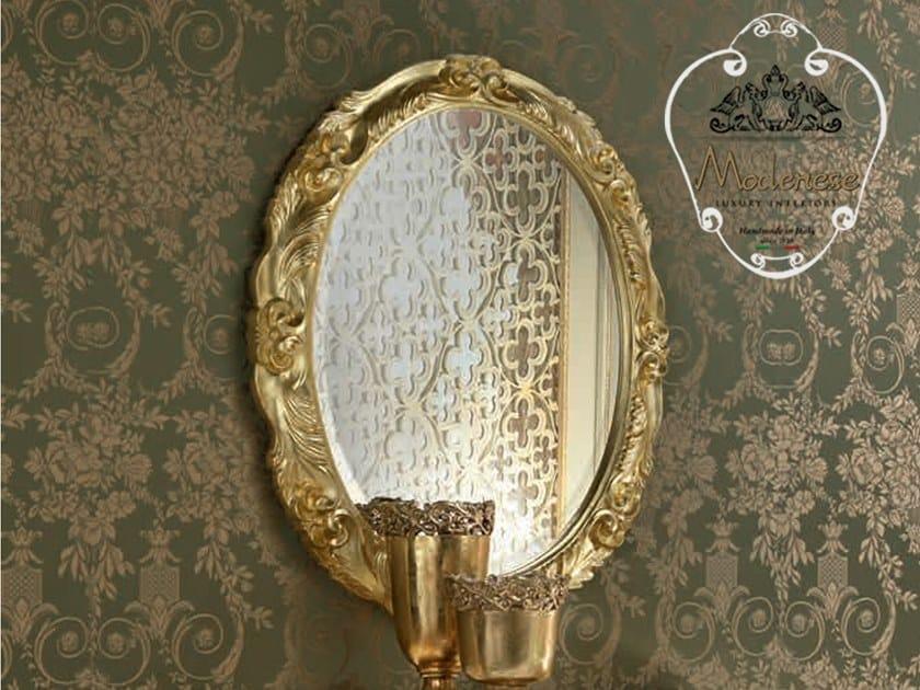 Specchio ovale da parete 14606 | Specchio ovale by Modenese Gastone