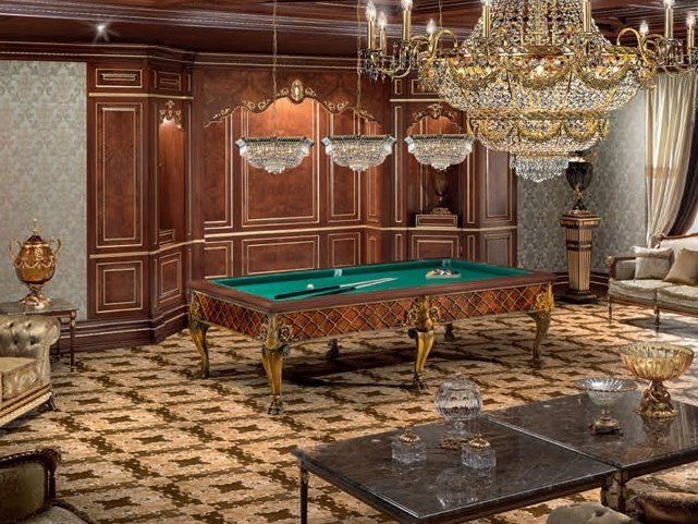 Pool table 14637/14638   Pool table by Modenese Gastone