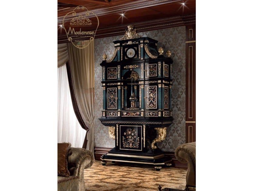 Wooden highboard with doors 14639 | Highboard by Modenese Gastone