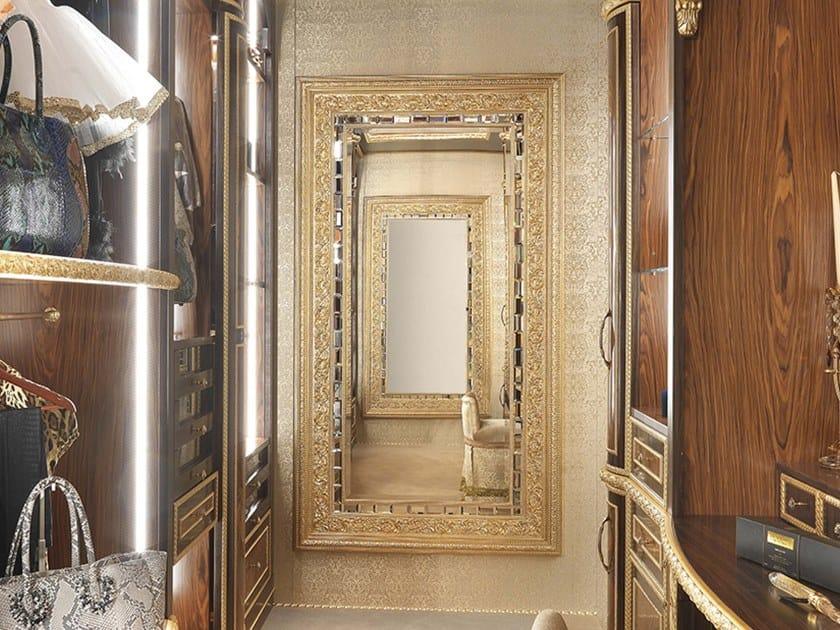 Rectangular wall-mounted mirror 14663 | Mirror by Modenese Gastone