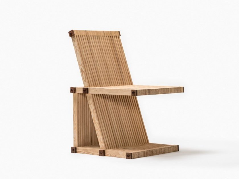 Wooden chair #15 | Chair by Linie by Cabana