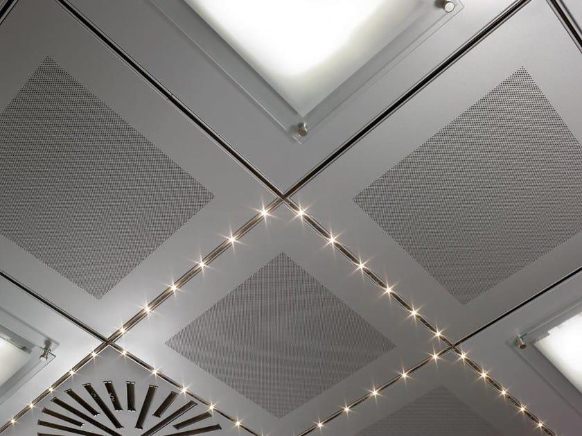 Pannelli per controsoffitto 15 linear design by atena