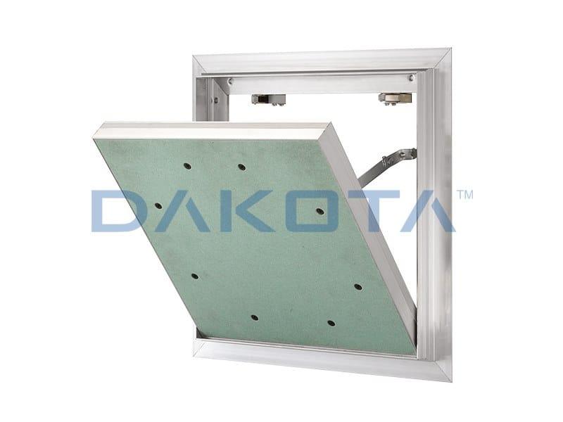 Plasterboard inspection chamber ALUQUATTRO HYDRO ERMETICA EPDM by Dakota