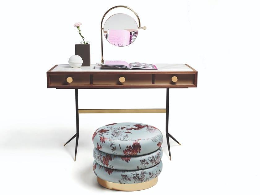 Walnut dressing table 1500 SWING | Dressing table by Vibieffe