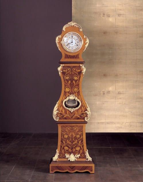 Pendulum wooden clock 157 | Clock by Rozzoni