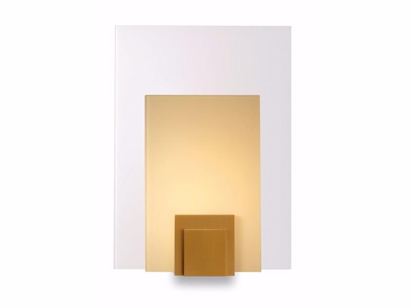 Applique a luce diretta 160 B   Applique by Jean Perzel