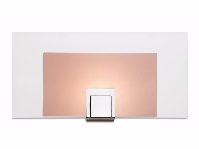 Applique a luce diretta 160 D | Applique by Jean Perzel