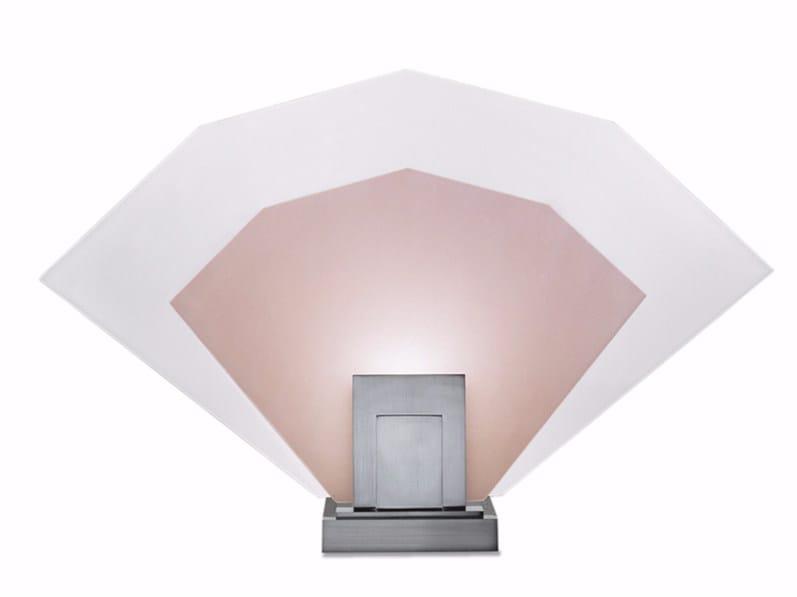 Direct light wall light 160 F | Wall light by Jean Perzel