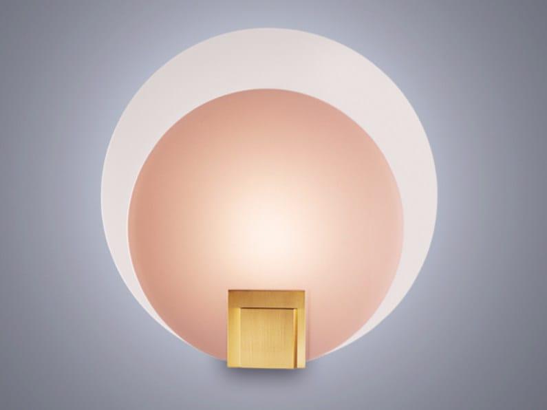 Applique a luce diretta 160 J | Applique by Jean Perzel
