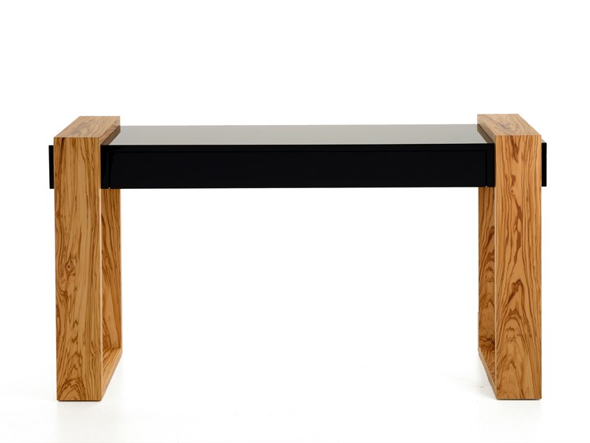 Rectangular Parapan® console table 160 NOTTE IN PUGLIA by Disegnopiù