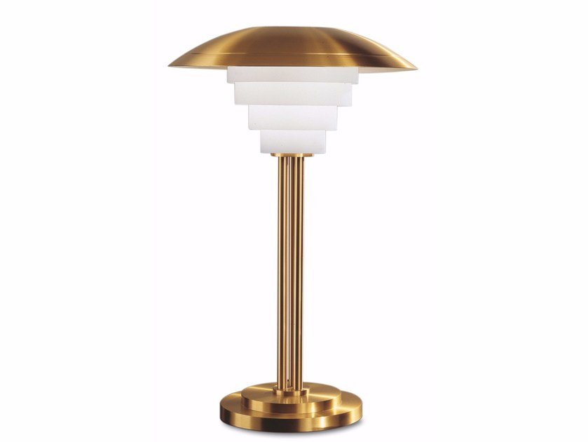Direct light table lamp 162 | Table lamp by Jean Perzel