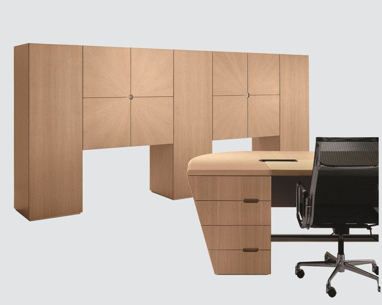 Sectional office desk 16GRADI | Office desk by ARTOM by Ultom : sectional office desk - Sectionals, Sofas & Couches