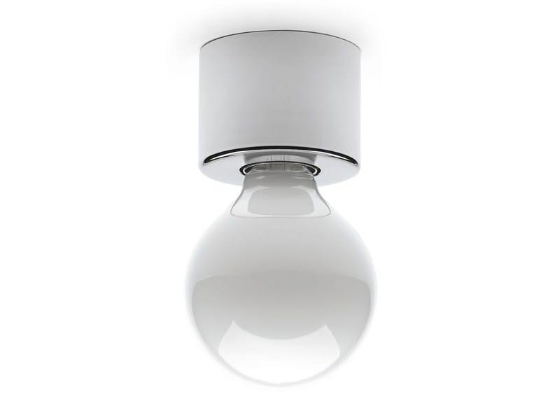 Lampada da soffitto in ottone cromato 177025 by THPG