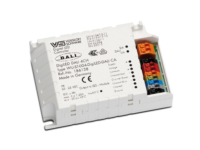 RGB Digital colour controls 186138/DALI by NOBILE ITALIA