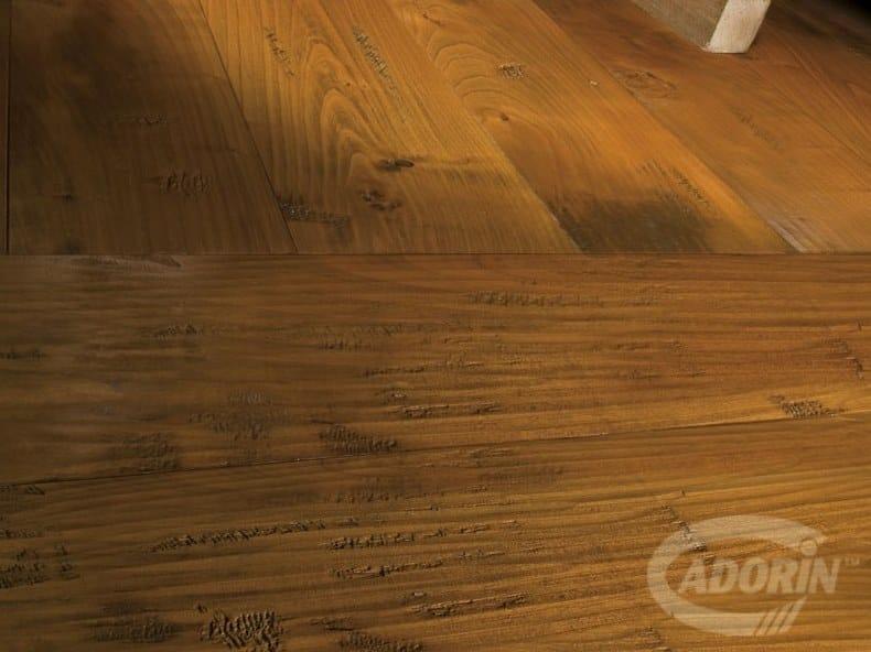 Cherry wood parquet CILIEGIO D'OTTOCENTO | Wooden parquet by CADORIN GROUP